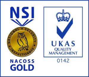 NSI NACCOSS Gold Approved